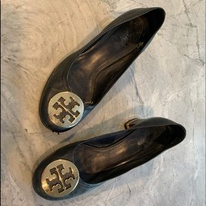 Tory Burch flats w small heel